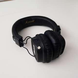 Marshall major 2 II bluetooth headphone
