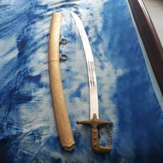 Pedang arab..Arab sword ( Display )