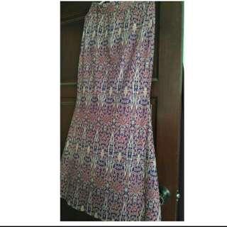 Kain Skirt Batik