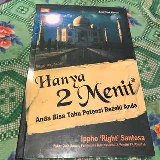 Best Seller Hanya 2 Menit