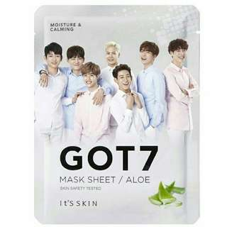 It's Skin - GOT7 Mask Sheet