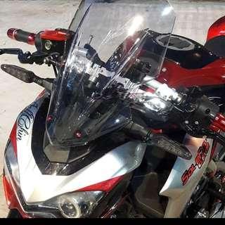 Kawasaki z900 windshield windscreen
