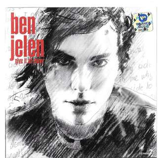 MY CD - BEN JELEN -GIVE IT ALL AWAY //FREE DELIVERY BY SINGPOST