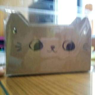 🚚 貓耳吸鐵置物盒