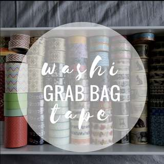 BN washi tape grab bag