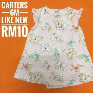 6m Romper Dress