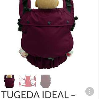 Baby Carrier TUGEDA IDEAL MAROON