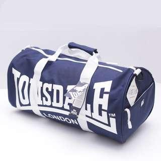 LONSDALE Duff Bag Navy Blue