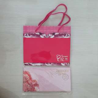 Orchard Central Seasons of Love Red Packet with Carrier