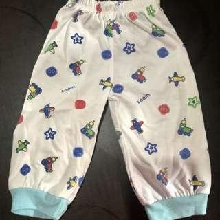 Pants sleepwear