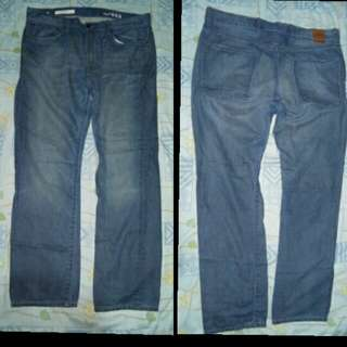 New Men's Gap 1969 Straight Denim