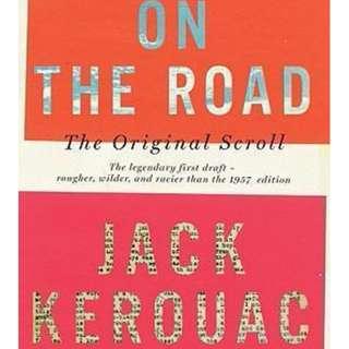 JACK KEROUAC On the Road The Original Scroll