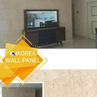 🇰🇷Korea Wall Panel((RM19/sqft with install))
