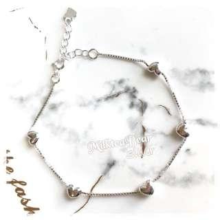 925 Silver bracelet(包順豐)