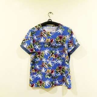 Statement Tropical Top