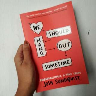 We Should Hangout Sometime by Josh Sundquist