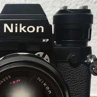 Nikon AS-4 Flash Coupler for F3HP