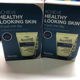 Aveeno travel pack