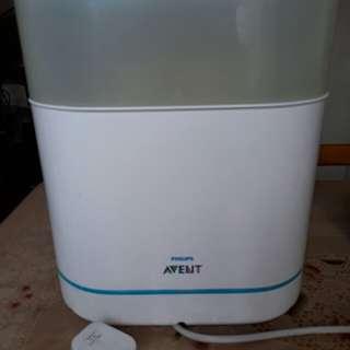 Avent 3 in 1 electric steam sterilizer