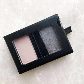 Butter London pink and sliver eyeshadow