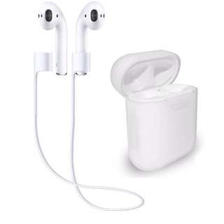 Case for airpods 蘋果藍牙耳機保護套