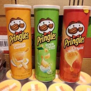 Pringles 158g
