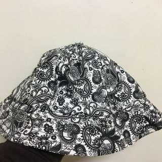 幾何圖騰漁夫帽