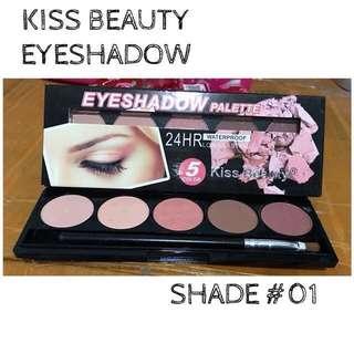 Kiss Beauty Eyeshadow