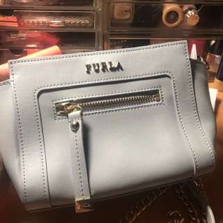 Furla cross body bag  正常使用痕跡