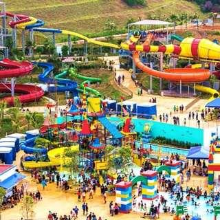 Johor Bahru - Legoland Themepark - Child
