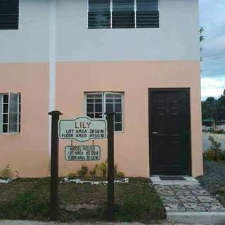 RE-OPEN UNIT...FEW UNITS LEFT.  Located at Santa Maria Bulacan