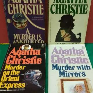 Agatha Christie Novel