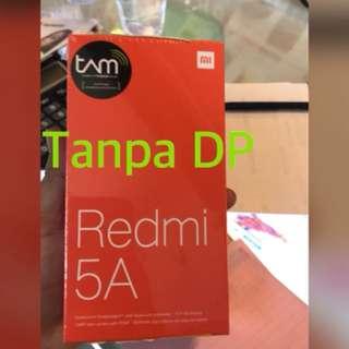 Redmi 5 A kredit tanpa Dp awan tunai/kredit aeon