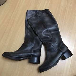 Calvin Klein Knee Boots