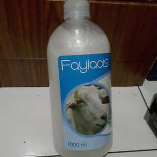 Sabun susu domba faylacis