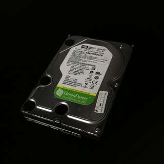 "Western Digital WD20EURS AVGP 2TD 3.5"" HDD PC Desktop Hardisk"