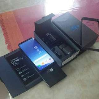 Samsung galaxy S8 plus 128 GB