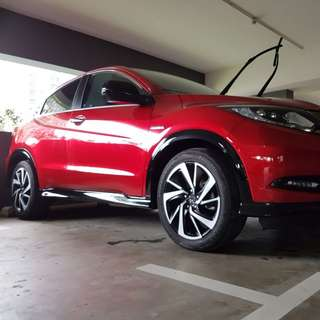 9H/10H Ceramic Coating (Honda Vezel Feb)