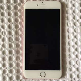 iPhone 6s Rose Gold 128gb