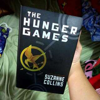 Hunger games Book 1 HB