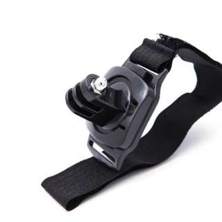 Hot Black Arm Band Wrist Strap 360 Degree for GoPro Hero 6/5/4/3+/3/2/1 New Top Quality 2018 new
