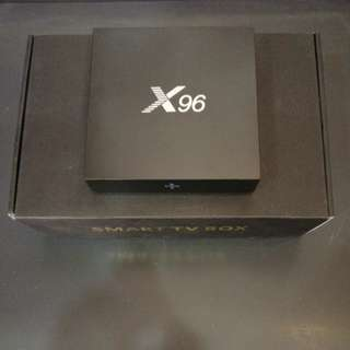 X96 Smart Android TV Box