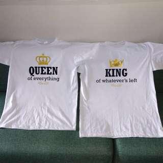 Shirt Printing / Customised Shirt Printing