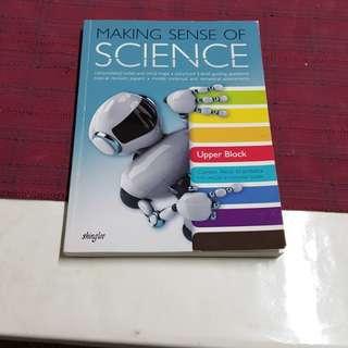P5/P6 Science Making Sense of Science