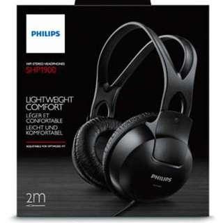 Philips SHP1900 hifi 耳機