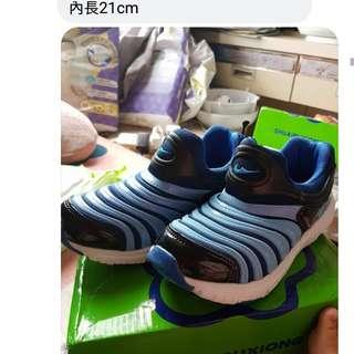 🚚 ♡兒童造型配色毛毛蟲鞋 G款33碼(內長21cm)☆