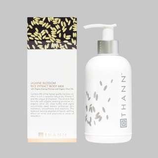 Thann Jasmine Blossom Rice Extract Body Milk 250ml