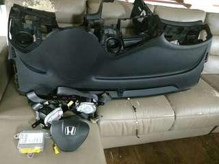 Honda stream air bag system ( one set )