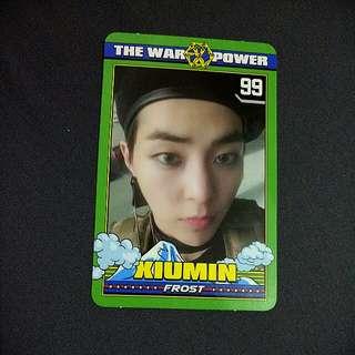 Exo The War Repackage Xiumin PC