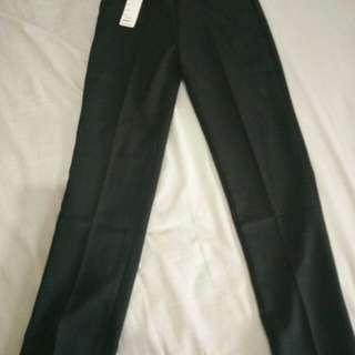 Celana kain hitam
